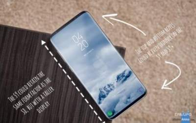A Foldable Phone that can Takeover iPhone X — Samsung Galaxy X