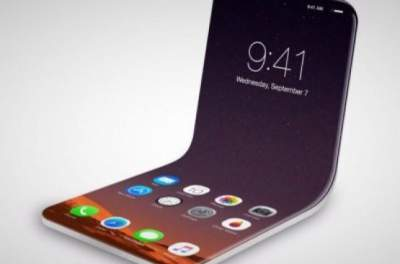 Folding Apple iPhone could be in your pocket soon