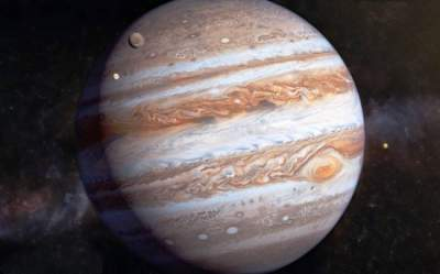 NASA released new images of the storms on Jupiter