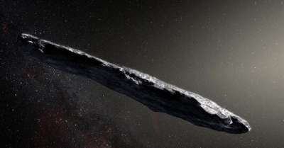 Unusual cigar-shaped asteroid confirmed as 1st alien object to enter solar system