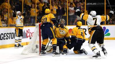 Ekholm, Fiala lead Predators to 6-3 win over Capitals