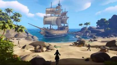 The next Sea of Thieves beta test will be available to everyone