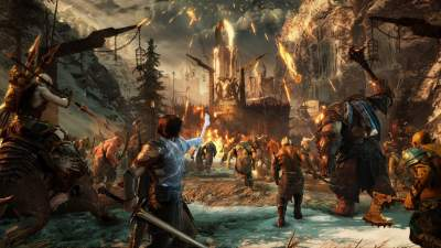 Middle-earth: Shadow of War is getting some free content soon