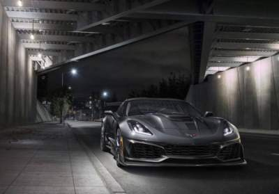 Chevrolet Aiming For Sub-Seven Second 'Ring Time With 2019 ZR1