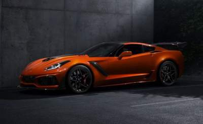 Game of Figures: 2019 Chevrolet Corvette ZR1
