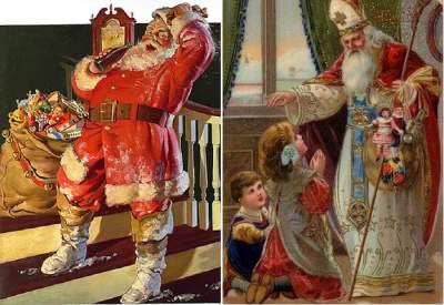 Santa Claus is real according to most children in the US