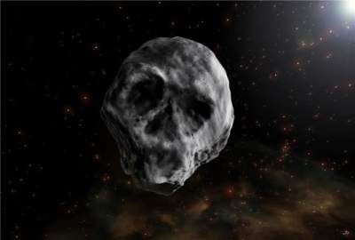the earth is approaching asteroid with unusual shapes