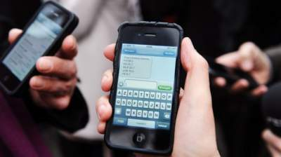 World's first SMS text message sent 25 years ago