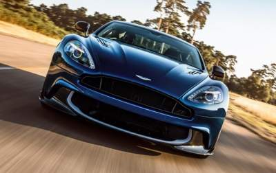 Aston Martin recalls over 5000 cars in US