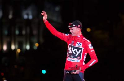 Froome says 'wealth of info' can show he's not a cheater