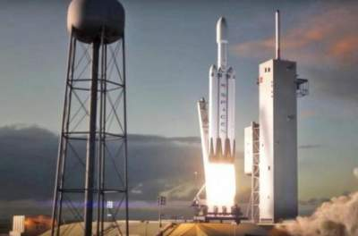 Musk to send vehicle  into space