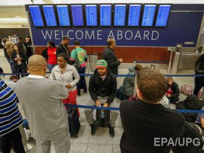 Power back at Atlanta International Airport