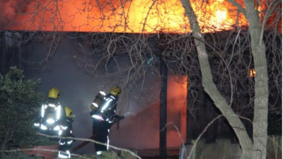 London Zoo reopens after blaze kills animals