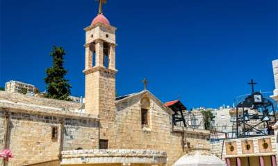 Christmas (Mostly) Back on in Nazareth