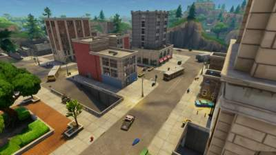 Fortnite Patch 2.2.0 Arrives With Major Map Update