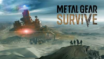 Watch Five Minutes of Metal Gear Survive Single Player Gameplay