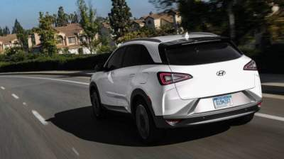 Hyundai Nexo 2018 fuel-cell SUV details announced