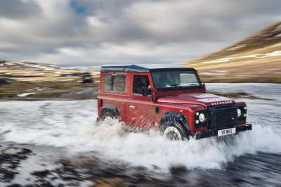 Meet Defender Works V8: A Limited Edition Land Rover