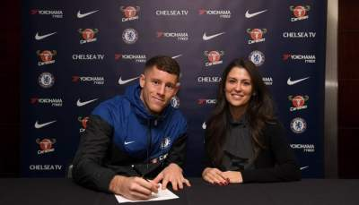 The current champion of English Premier League Chelsea announced the first winter transfer
