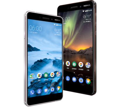 Nokia 6 (2018) officially unveiled; Same Old Specs but Refreshed Design