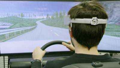 Nissan's mind-reading vehicle knows where its driver wants to go