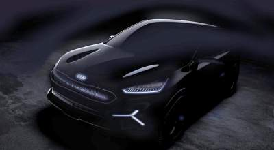 All-electric concept vehicle to debut at CES 2018