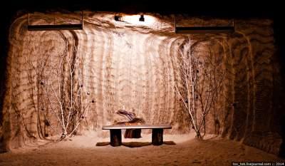 Как добывают соль в украинском Соледаре. Фото