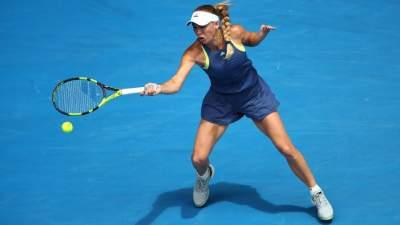 Halep, Wozniacki Target First Grand Slam