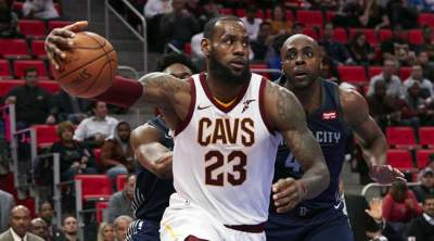 LeBron James said he won't do 'more' while Kevin Love is out