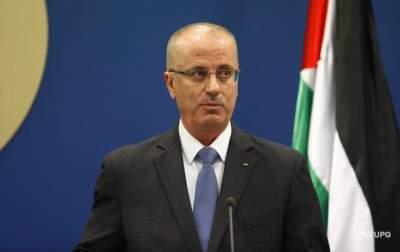 В секторе Газа подорвался кортеж премьер-министра