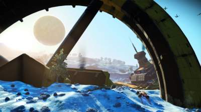 No Man's Sky landing on Xbox One with biggest update yet