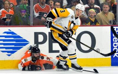 National Hockey League roundup: Penguins defeat Flyers