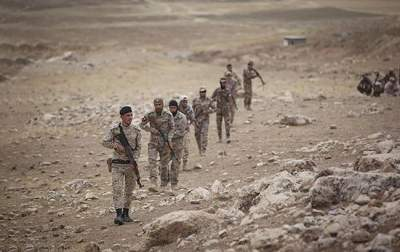 Iraq vows to secure Sinjar boarder region, after Turkish warning