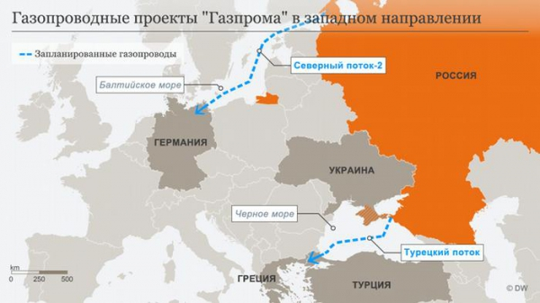 Russian gas deliveries to Europe safe unless Ukraine diverts supplies - Gazprom