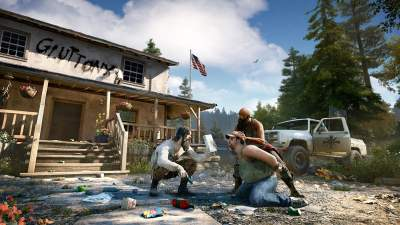 Far Cry 5 launches on Xbox One and PC