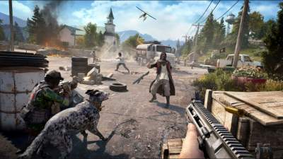 Ubisoft's Far Cry 5 to feature microtransactions for cosmetic items