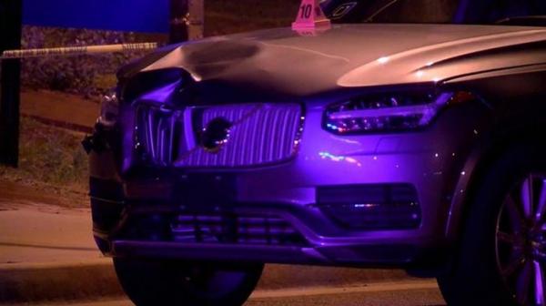 Video Shows Seconds Leading up to Fatal Autonomous Uber Crash