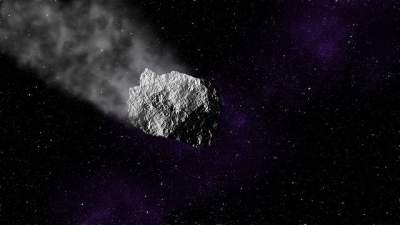 Asteroid buzzed Earth this weekend