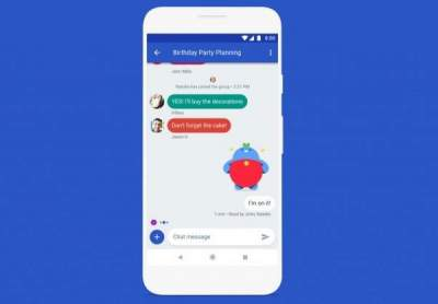 Google attempts to get Android messaging right (again) with Chat