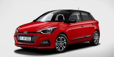 Hyundai subtly refreshes i20 supermini, gives it more tech