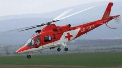 Missing Medical Helicopter Found; No Word On Condition of Passengers