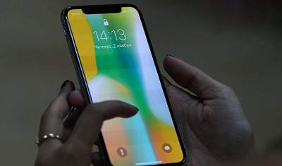 The Apple iPhone X might be struggling