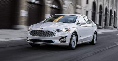 Ford to discontinue four auto  models