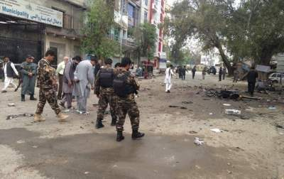 Explosion heard in Afghan capital Kabul, say Reuters witnesses