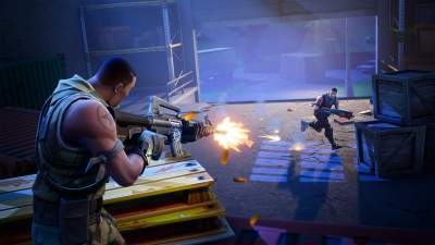 Fortnite's Season 4 may be about superheroes
