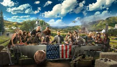 Far Cry 5 is Finally Upon Xbox One and PC Owners