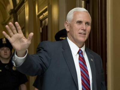 Pence Says Trump Wants To Put Man On The Moon Again