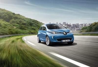 В Украине представили новый электромобиль