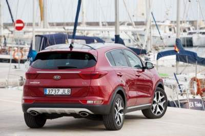 Kia to launch diesel mild hybrid Sportage SUV later this year