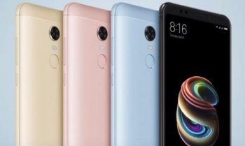 Smartphone Xiaomi Redmi Note 5 ready to release in Russia